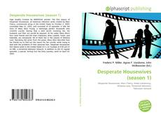 Desperate Housewives (season 1) kitap kapağı