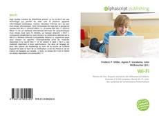 Buchcover von Wi-Fi
