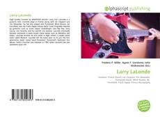 Bookcover of Larry LaLonde