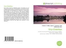 Bookcover of Viry-Châtillon
