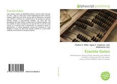 Évariste Galois的封面