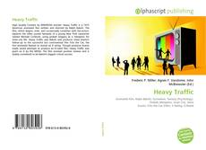 Bookcover of Heavy Traffic