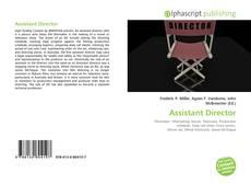Обложка Assistant Director