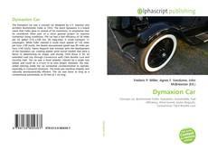 Buchcover von Dymaxion Car