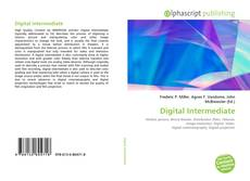 Copertina di Digital Intermediate