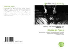Bookcover of Giuseppe Peano