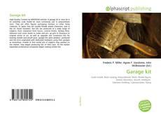 Buchcover von Garage kit