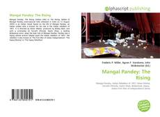 Bookcover of Mangal Pandey: The Rising