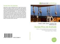 Capa do livro de Fernão Pires de Andrade