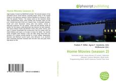 Portada del libro de Home Movies (season 2)