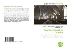 Bookcover of Anglican Church in America