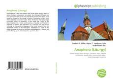 Bookcover of Anaphora (Liturgy)