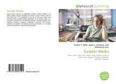 Buchcover von Gawker Media
