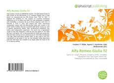 Bookcover of Alfa Romeo Giulia TZ