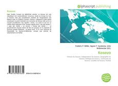 Portada del libro de Kosovo