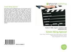 Buchcover von Green Wing Special