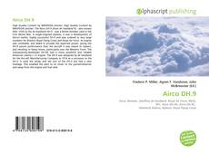 Bookcover of Airco DH.9