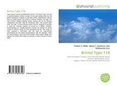 Bookcover of Bristol Type 118
