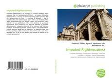 Imputed Righteousness的封面
