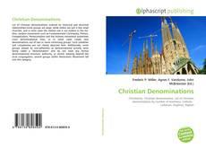 Christian Denominations kitap kapağı