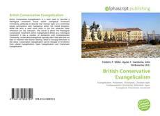Обложка British Conservative Evangelicalism