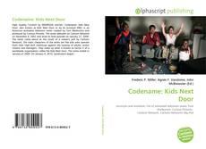 Codename: Kids Next Door kitap kapağı
