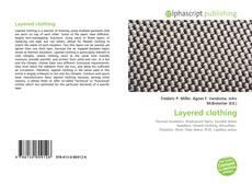 Layered clothing kitap kapağı