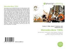 Borítókép a  Mercedes-Benz 190SL - hoz