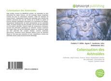 Bookcover of Colonisation des Astéroïdes