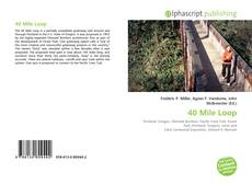 Bookcover of 40 Mile Loop