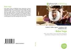 Bookcover of Baba Yaga