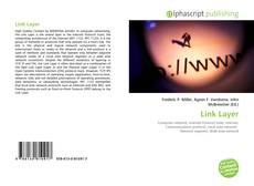 Bookcover of Link Layer