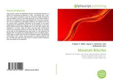 Maserati Biturbo的封面