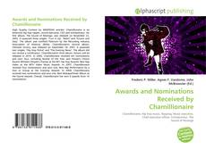 Couverture de Awards and Nominations Received by Chamillionaire