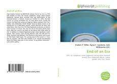 Bookcover of End of an Era