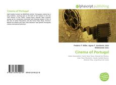 Bookcover of Cinema of Portugal