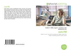 Buchcover von Jack FM