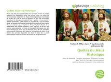 Borítókép a  Quêtes du Jésus Historique - hoz