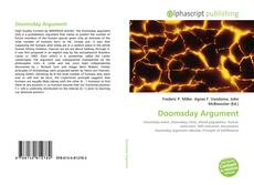 Bookcover of Doomsday Argument