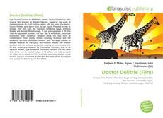 Copertina di Doctor Dolittle (Film)