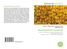 Capa do livro de Denomination (currency)