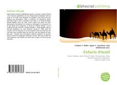 Bookcover of Enfants d'Israël