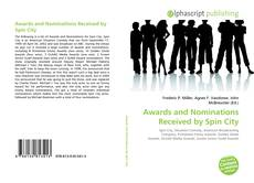 Bookcover of Awards and Nominations Received by Spin City