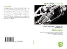 Capa do livro de Flat engine