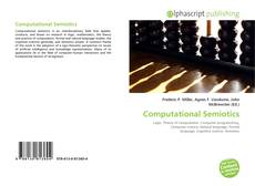Couverture de Computational Semiotics