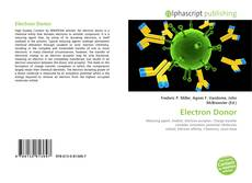 Bookcover of Electron Donor