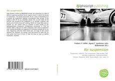 Buchcover von Air suspension