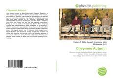 Copertina di Cheyenne Autumn