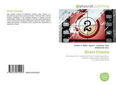 Bookcover of Direct Cinema