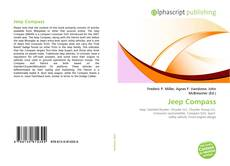 Bookcover of Jeep Compass